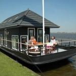 Boat Vakantiehuis Op Het Water Olburgen