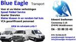 Koerier Blue Eagle Transport